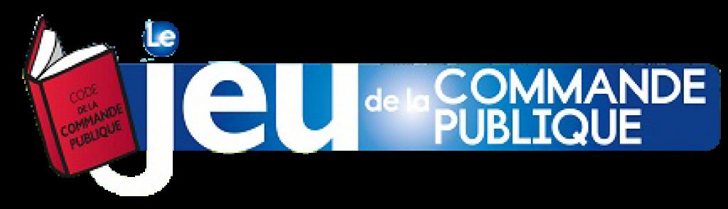 Logo de jeu de la commande publique